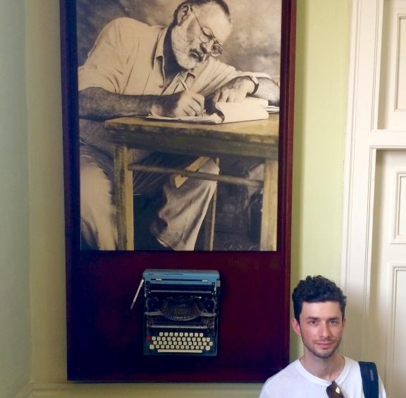 Hemingway wordpress photo